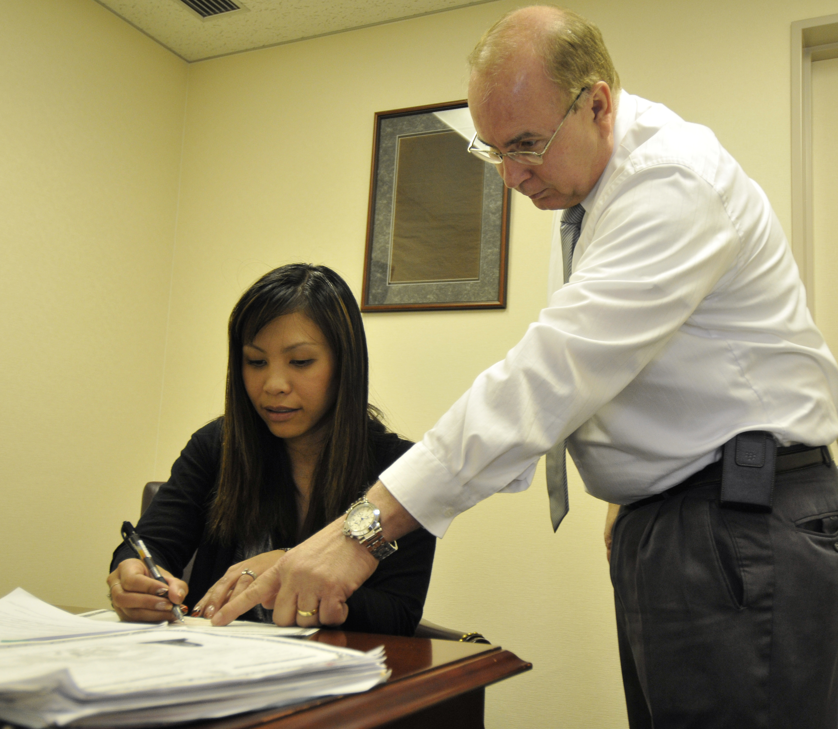 Naturalization proceedings a first at Misawa > Pacific Air Forces