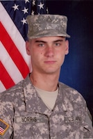 Pfc Cody Norris died Nov. 9, 2011, 2nd Battalion, 34th Armor Regt, 1st HBCT, 1st ID