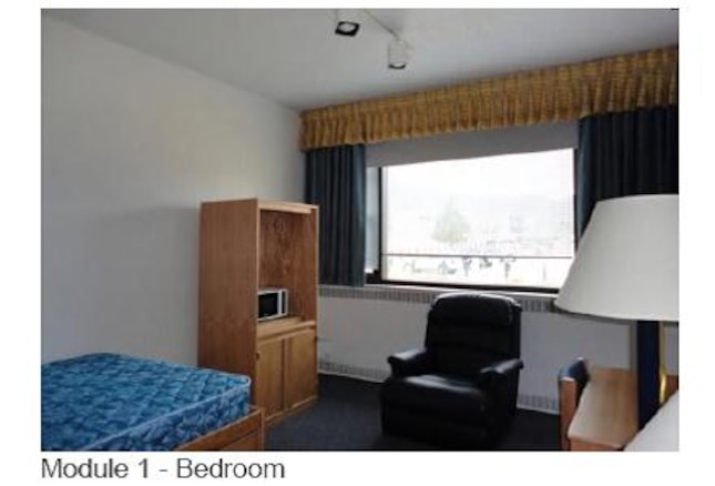 Air Force Academy Unaccompanied Housing - Bedroom
