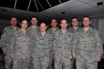 THULE AIR BASE, Greenland – The 821st Support Squadron communications flight was named the October Gold Knight recipient.