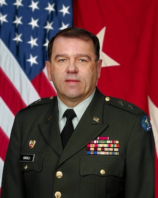 Major General Francis Vavala, Adjutant General, Delaware National Guard (Delaware National Guard photo)