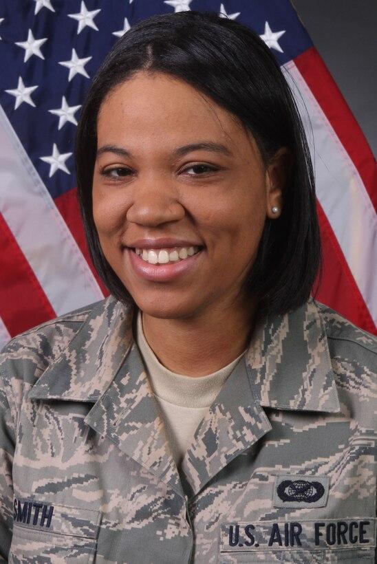 Senior Airman Chelsea Smith (U.S. Air Force Photo/Don Peek)
