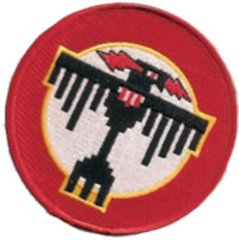 The 34th Bomb Squadron Heritage patch, worn by Doolittle's Raiders.