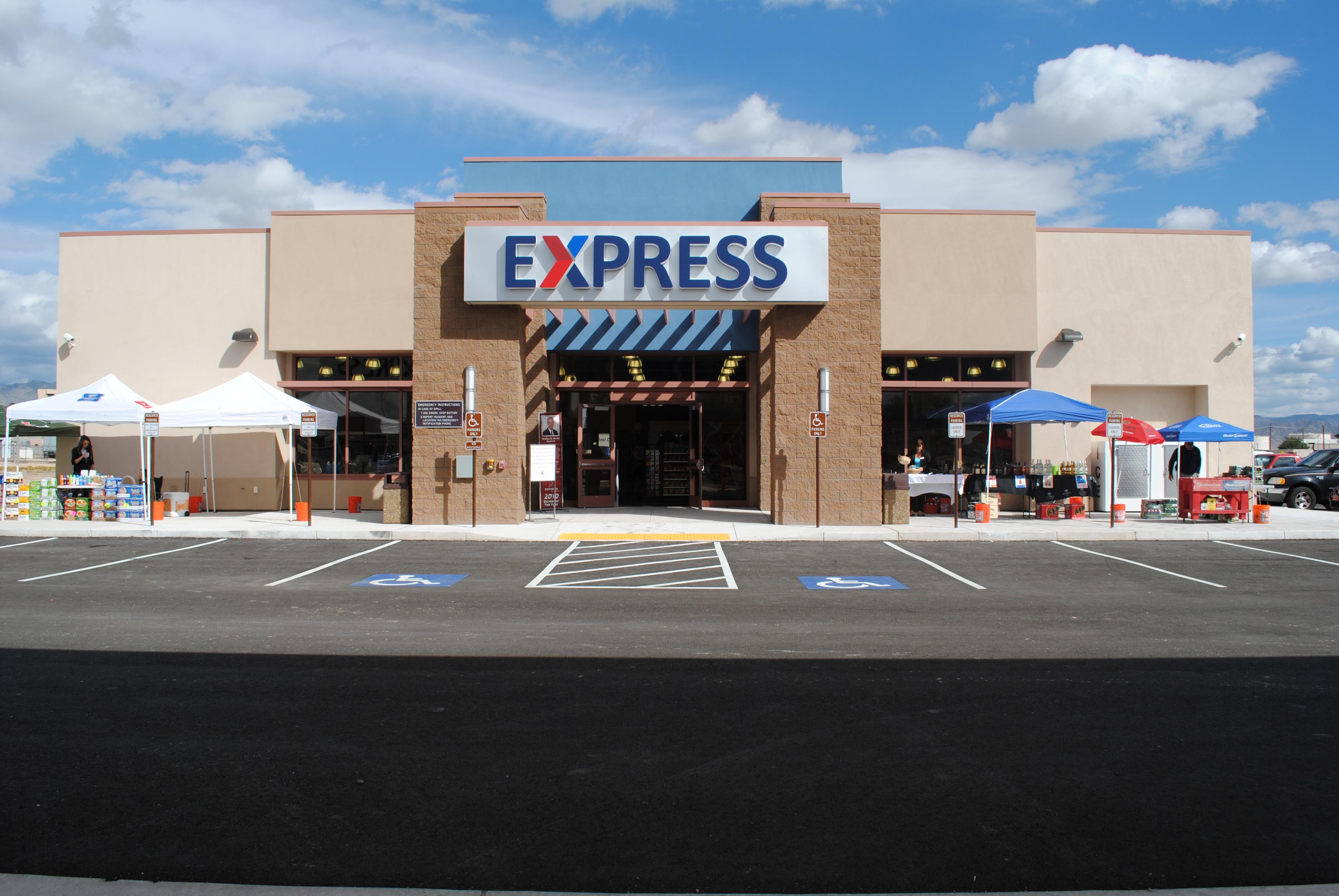 Kirtland West Side Express opens doors & Kirtland West Side Express opens doors \u003e Kirtland Air Force Base ...