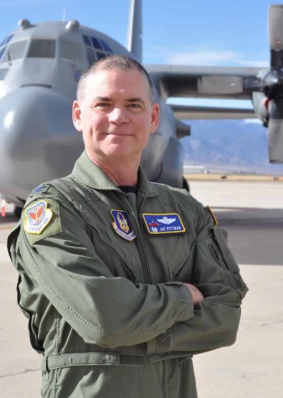 Col. Jay Pittman,
