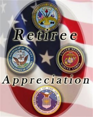 The 36th Wing is scheduled to host its annual Retiree Appreciation Day at 8 a.m. Nov. 5 at the Sunrise Conference Center here.
