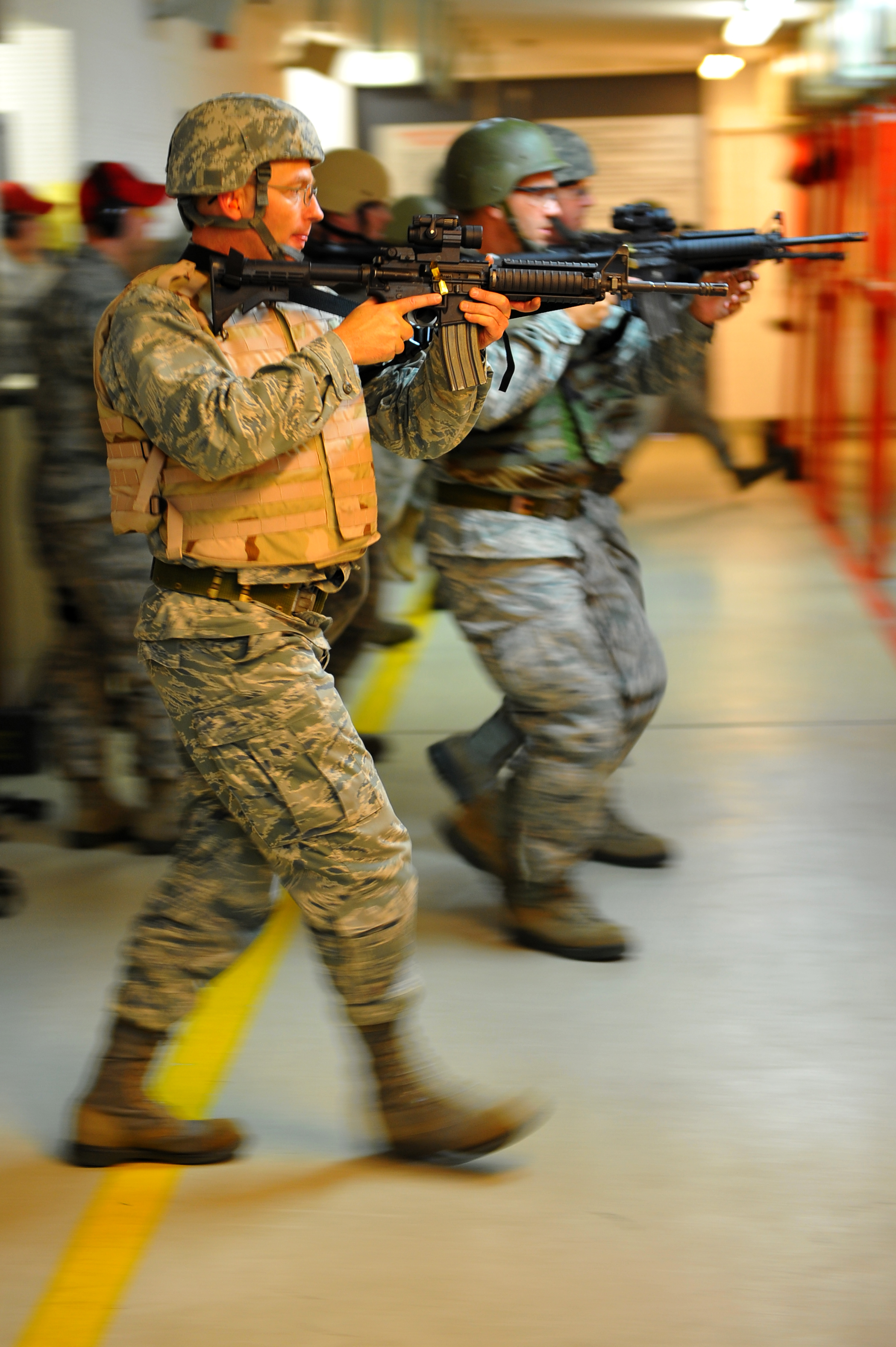 Air Force Rolls Out New Rifle Qualification Course Gt U S
