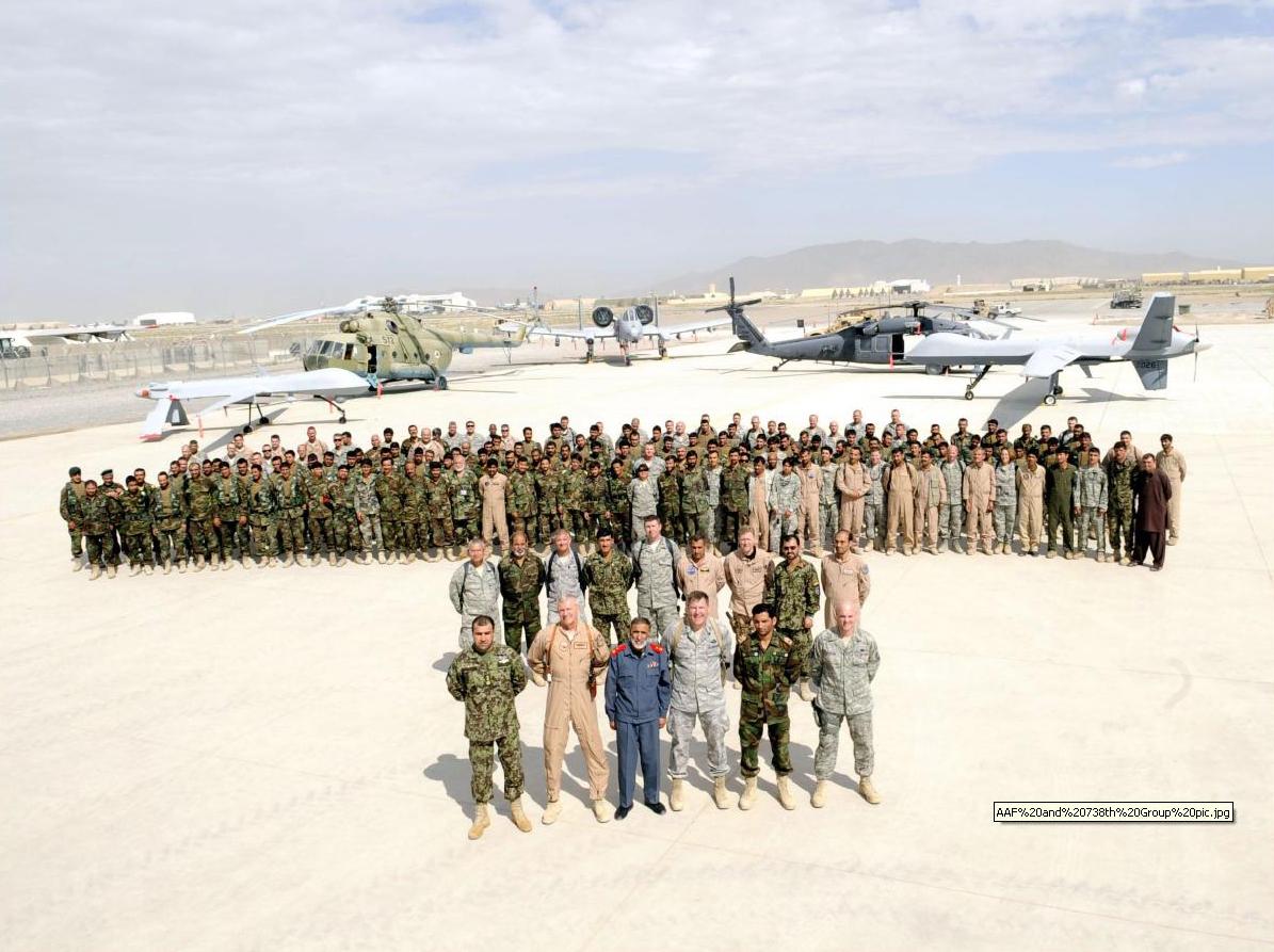 Kandahar airfield zip code
