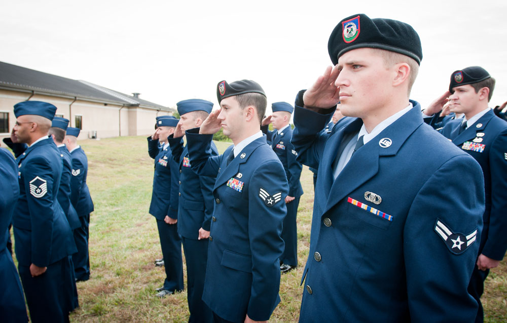 2b25b2b1e33c2f 10 ASOS dedicates facility to fallen airman   Fort Riley