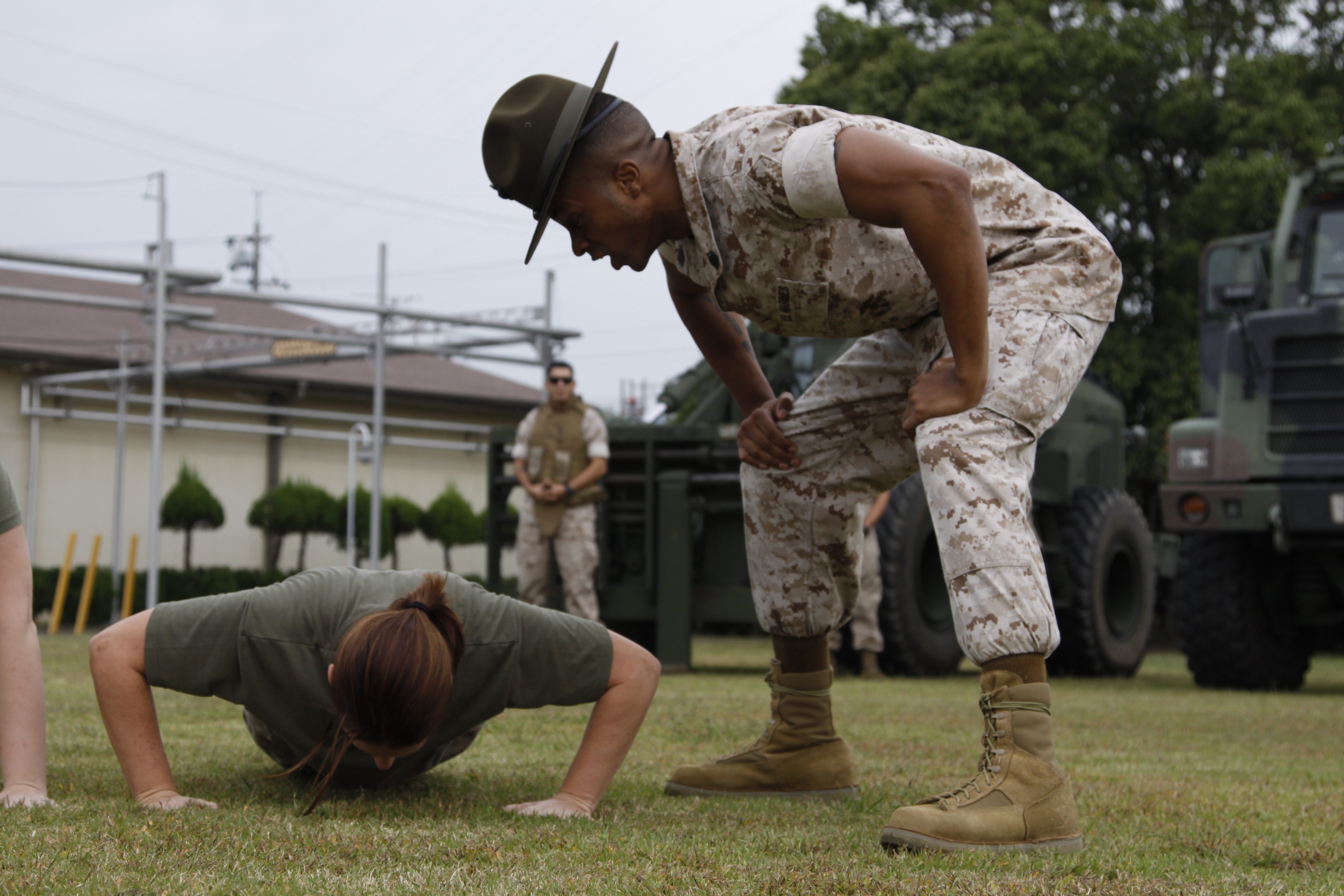 Wives to Marines: Jane Wayne Day gives spouses inside look ...