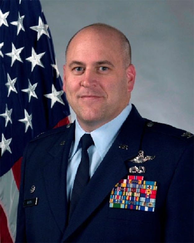 Col. Donald S. Wenke, commander of the Alaska Air National Guard's 176th Wing