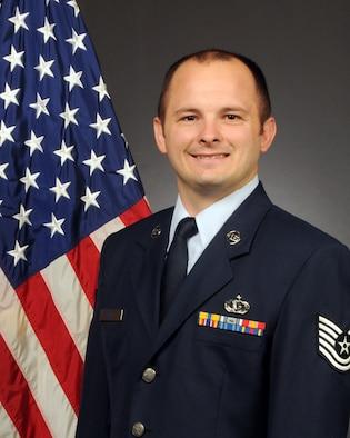 Chaplains Assistant Tech Sgt Joshua Barry