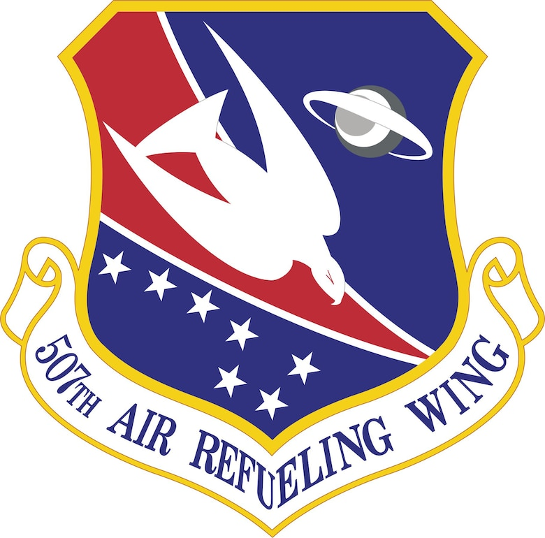 507th Air Refueling Wing patch