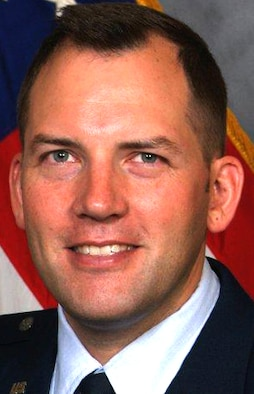Maj. Theodore Richard, 71st Flying Training Wing Staff Judge Advocate