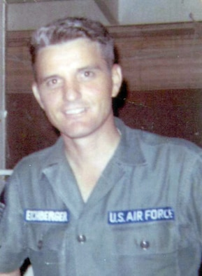 Chief Master Sergeant Richard Etchberger: Belated Medal of Honor. (U.S. Air Force photo).