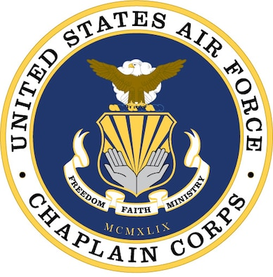 Chaplain Corps seal (U.S. Air Force graphic)