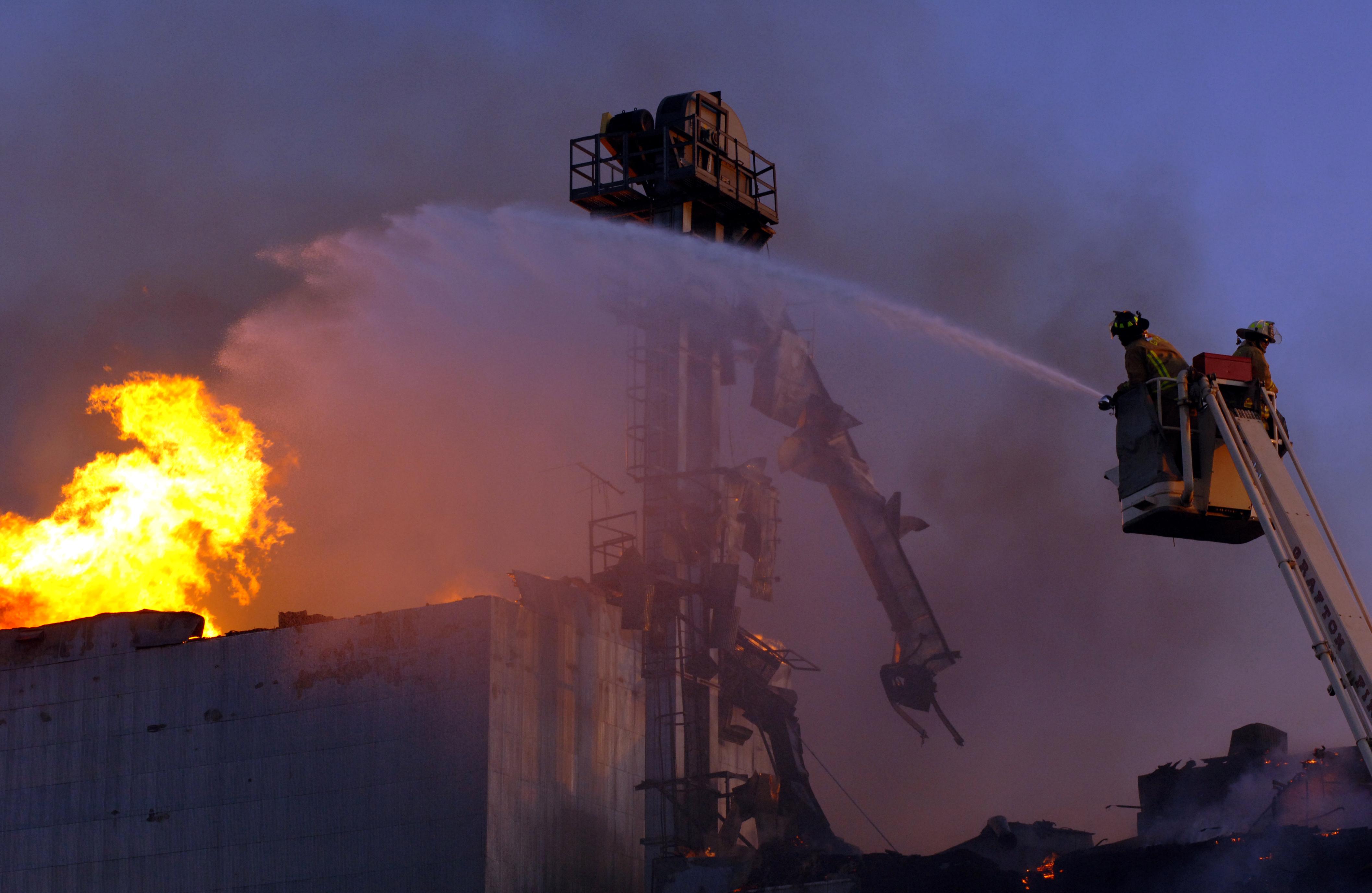 Grand forks firefighters help fight blaze air mobility command grand forks firefighters help fight blaze platinumwayz