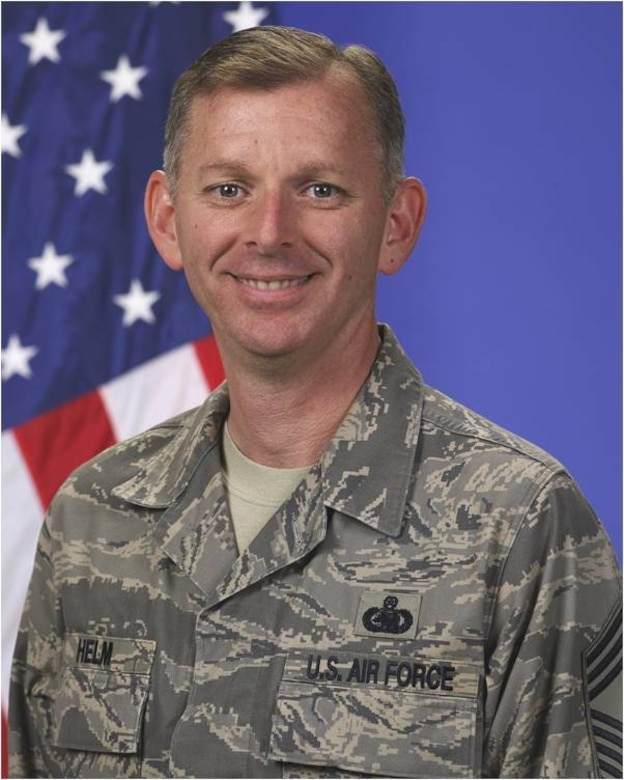 Chief Master Sgt. Jeffry Helm