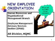 employment and orientation