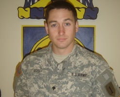 Sgt. Jakob Roelli died Sep. 21, 2011, 2nd Bn, 34th Armor Regiment, 1st HBCT, 1st ID
