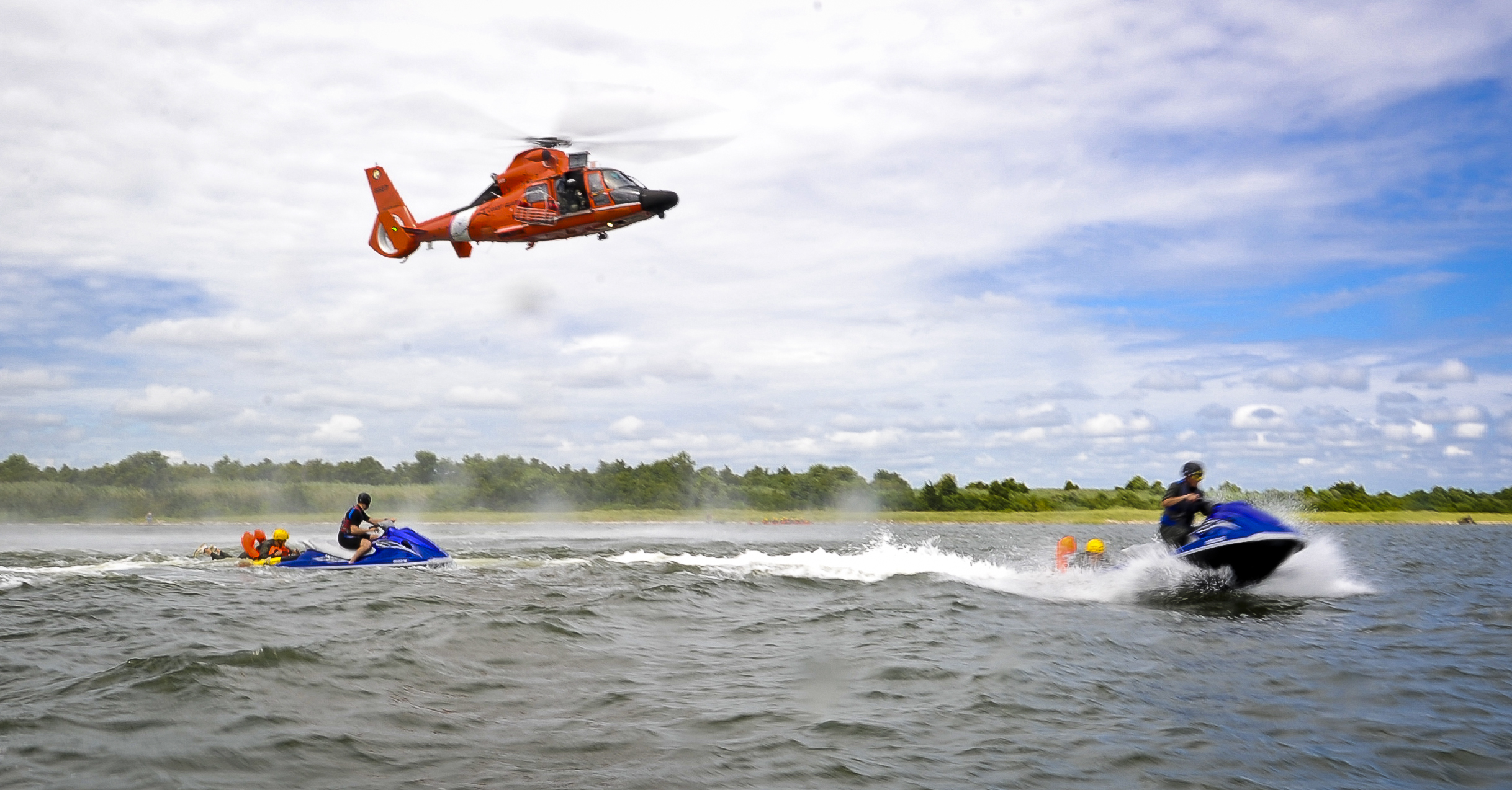 photos air force coast guard perform water survival training