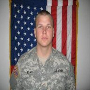 Spc. Garrett Fant died Sep. 26, 2011, 4th Squadron, 4th Cavalry Regiment, 1st HBCT, 1st ID