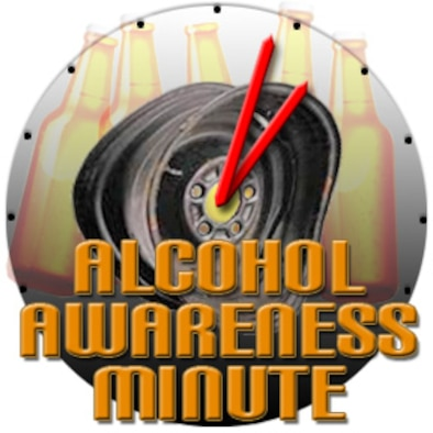 "The ""30 for 30"" challenge is in full swing as is Alcohol Awareness Month. Do you have your Plan A established and in place? (U.S. Air Force graphic/Carolyn Lander)"
