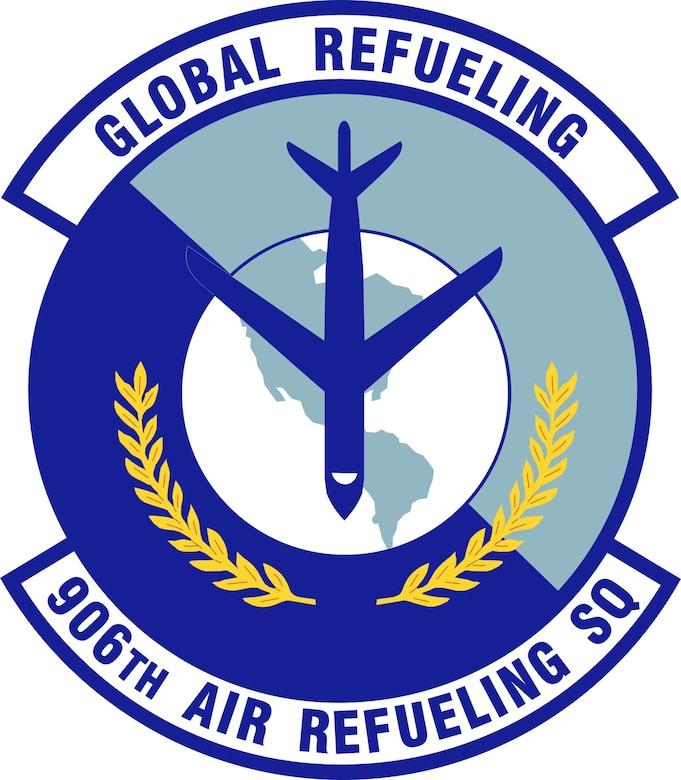 906 Air Refueling Squadron Emblem