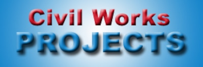 Civil Works Projects Web Ad