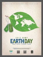 Army Earth Day 2012: Sustaining environment for secure future.