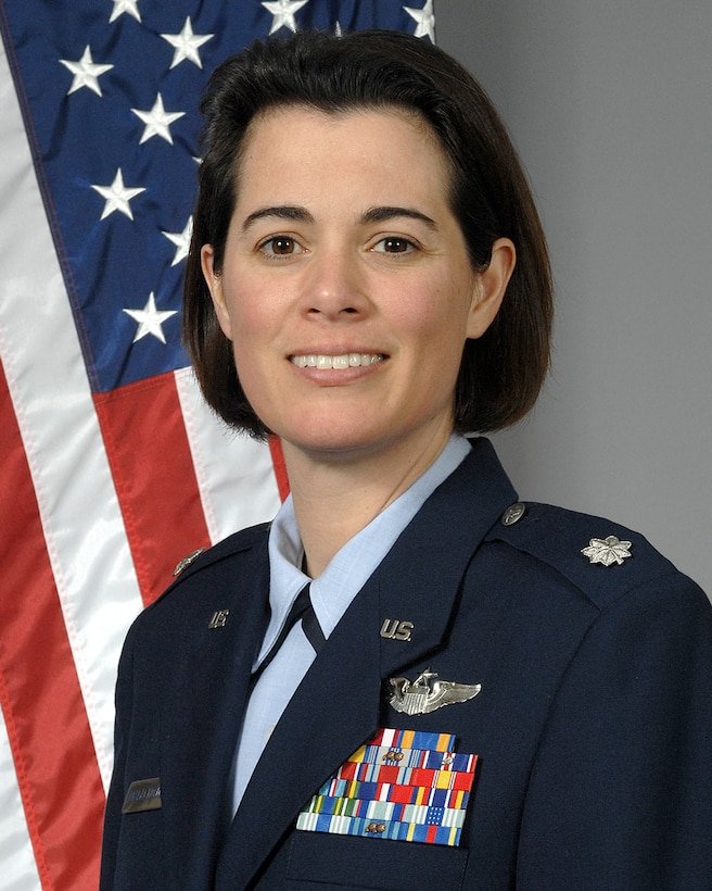 "U.S. Air Force Lt. Col. Nicole Malachowski is one of 14 Airmen in the Air Force who will be profiled in a series titled ""American Airmen."" The series will aim to highlight the diversity in today's Air Force in an effort to attract young recruits. The Air Force Recruiting Service will feature the series on the Air Force's commercial website, airforce.com. (U.S. Air Force photo/Released)"