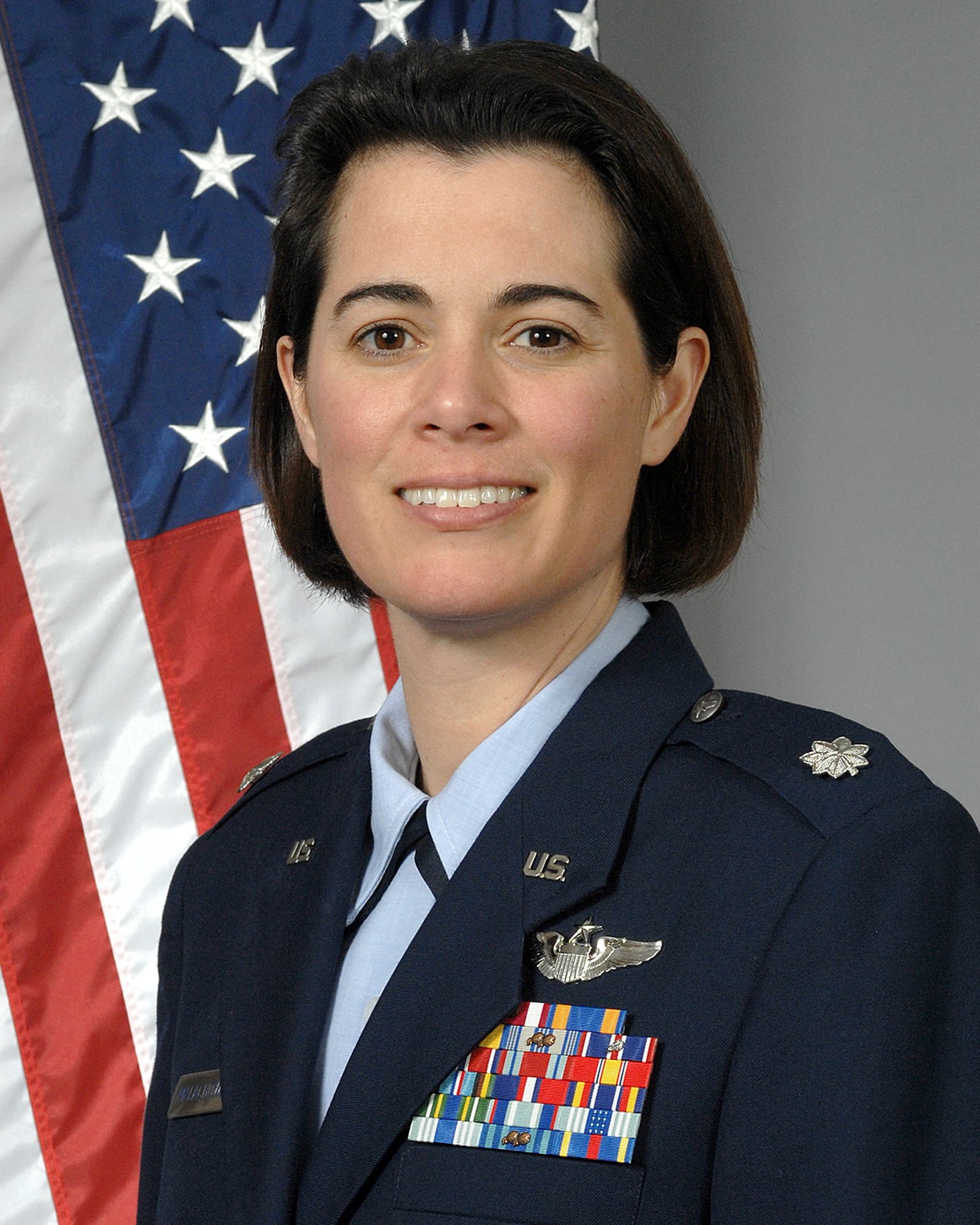 """U.S. Air Force Lt. Col. Nicole Malachowski is one of 14 Airmen in the Air Force who will be profiled in a series titled """"American Airmen."""" The series will aim to highlight the diversity in today's Air Force in an effort to attract young recruits. The Air Force Recruiting Service will feature the series on the Air Force's commercial website, airforce.com. (U.S. Air Force photo/Released)"""
