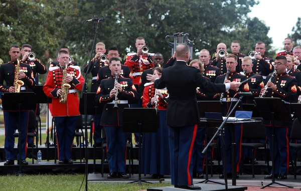 Own 2nd marine ision band unite for lejeune concert gt 2nd