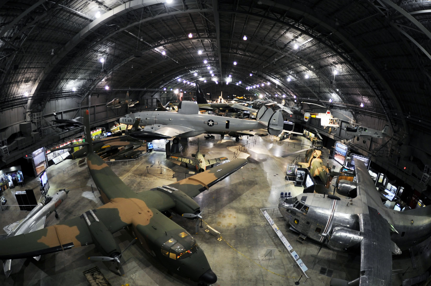 National Air Force Museum >> Southeast Asia War Gallery