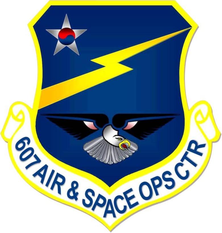 607 AIR & SPACE OPS CTR