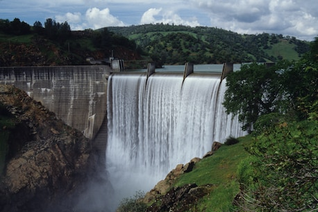 Englebright Dam