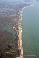 The facilities at the NASA Wallops Island Flight Facility launch area are receiving vital protection through the construction of an expanded seawall and widened beach. Construction will push the waves of the Atlantic Ocean to at least 82 feet away rather than only a couple of feet.