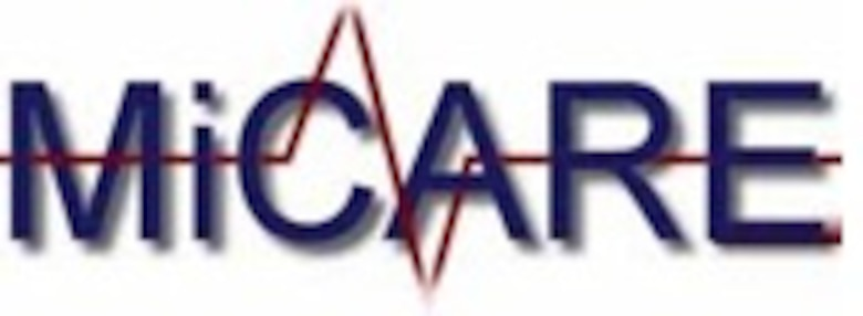 MiCare logo for tab