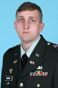 Capt. Michael Braden died Apr. 18, 2012, 1st Infantry Division Headquarters, Fort Riley, Kan.