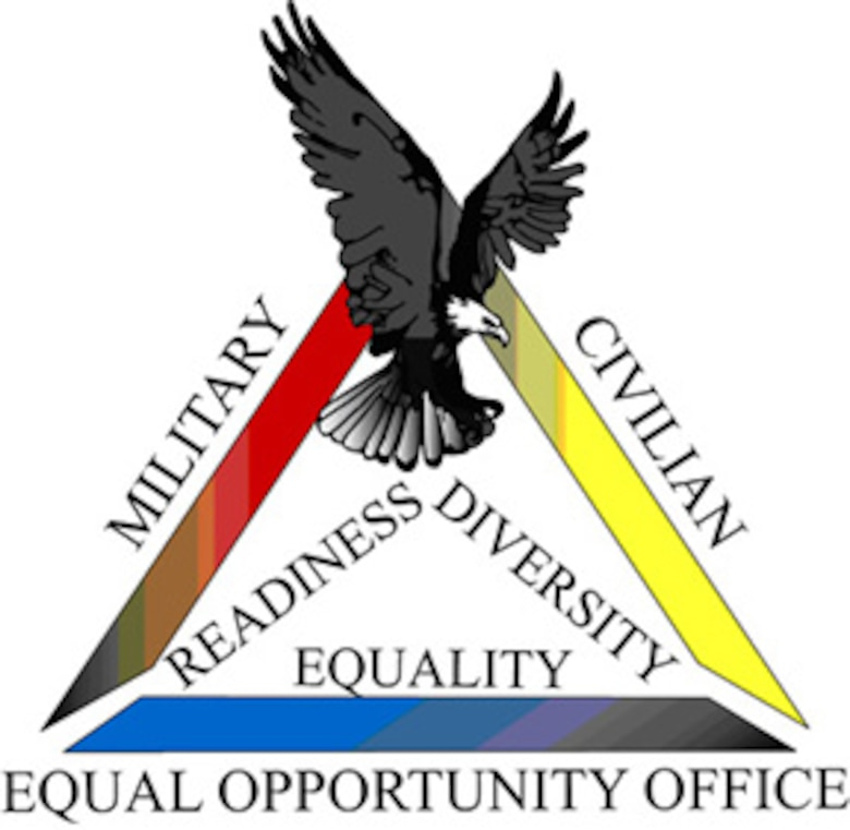 Equal Opportunity Office symbol. (U.S. Air Force graphic)
