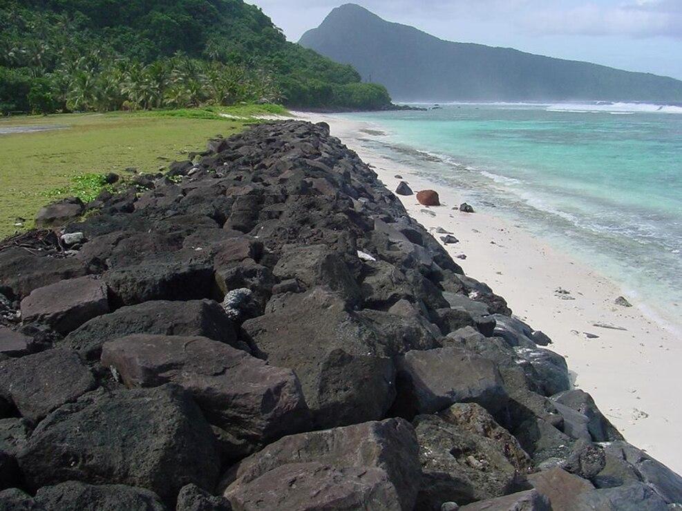 Ofu Airstrip, Island of Ofu, American Samoa
