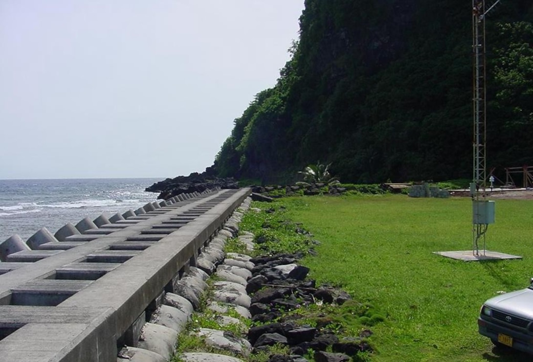 Ofu Harbor, Island of Ofu, American Samoa