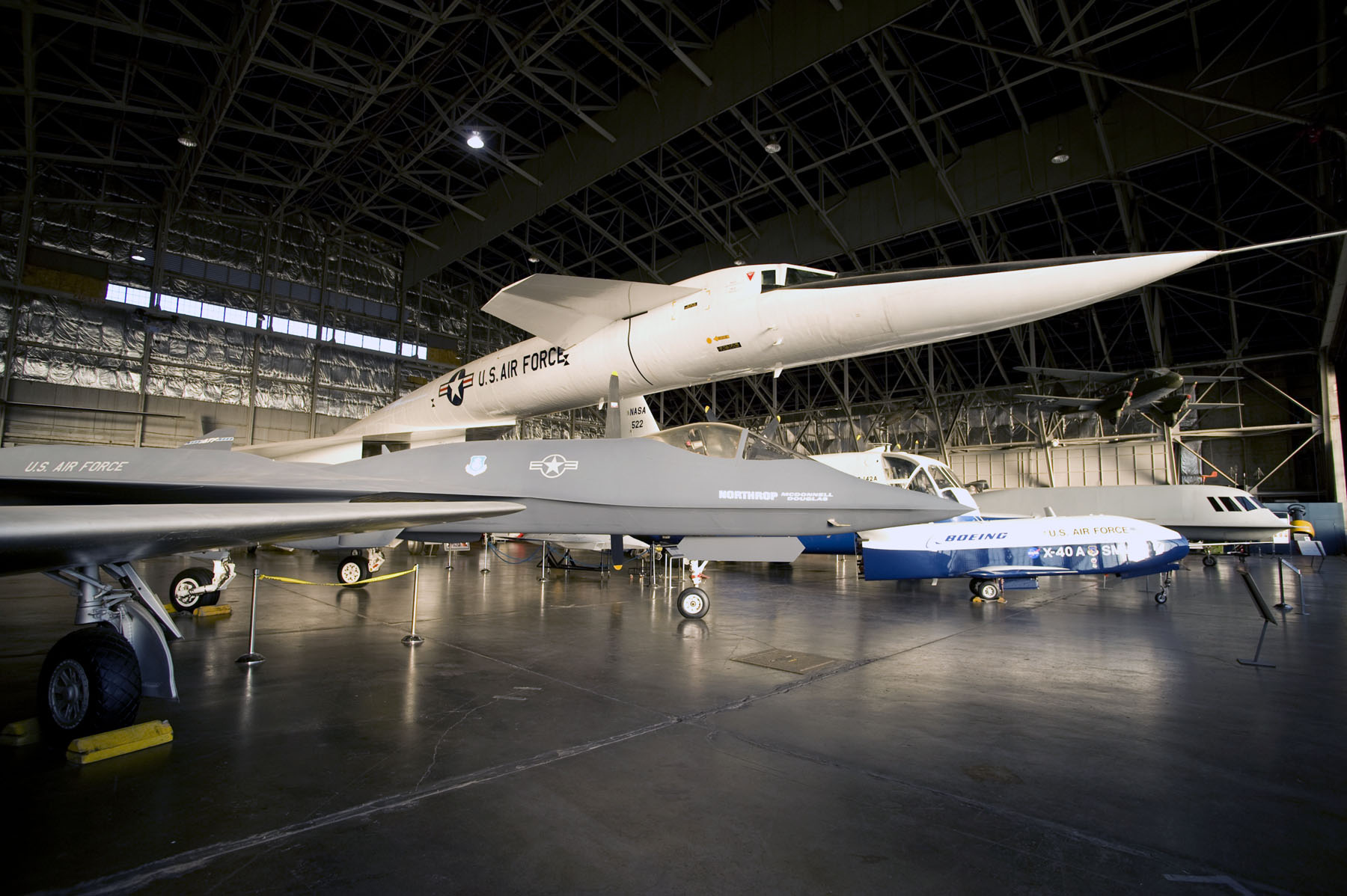 Museum RD Aircraft Are Topic Of Guest Lecture  National Museum - Nasa museums in usa