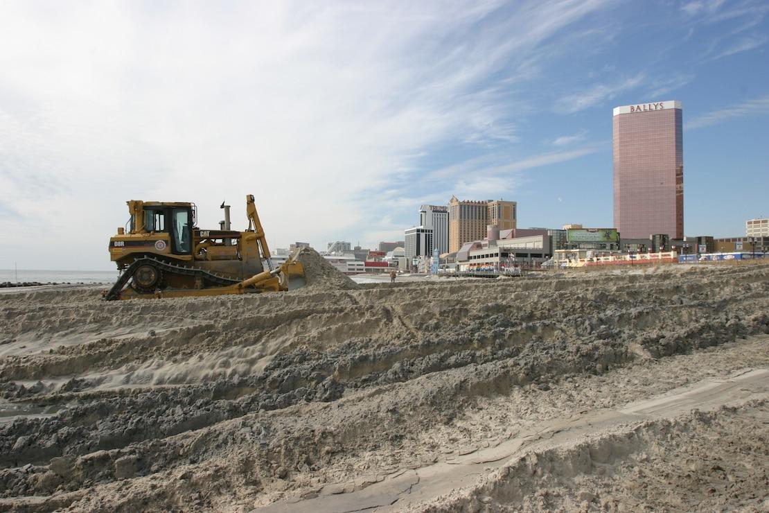 Atlantic City Initial Construction
