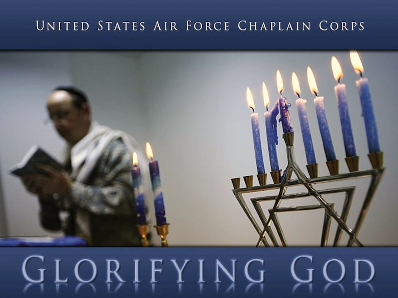 Chaplain (Capt.) Andrew Cohen, the first Jewish Chaplain in the history of the 171st Air Refueling Wing adds spiritual diversity.