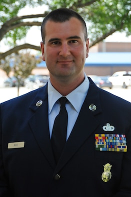 Master Sgt. Craig Rice of 124th SFS is pictured.