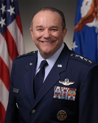 Official Photo - Gen. Philip M. Breedlove, USAFE Commander