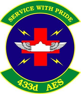 433d AES