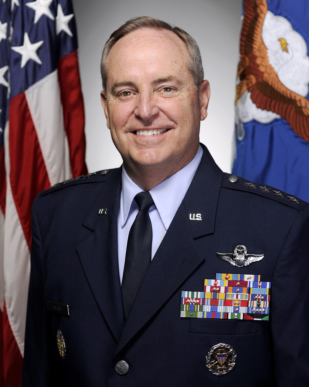 general mark a welsh iii u s air force biography display