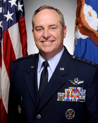 Gen. Mark A. Welsh III, chief of staff of the Air Force. (Official Air Force photo)